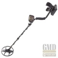 Metal detector hand held w/ descrimination and depth of target for coins, gold, copper