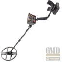 hand held metal detector for gold and coins and treasures.