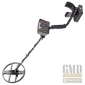 Hand held metal detector for gold and coins.